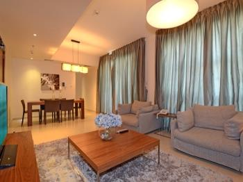 Dubai Downtown 2 Bedrooms Apartment - Apartment in Dubai